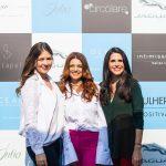 Sofia Patsch, Mariana Lima e Fabiana Saad
