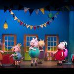 Turnê internacional de Peppa Pig faz estreia nacional no Teatro J. Safra