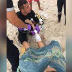 Duas crianças são atacadas por tubarão em Nova York
