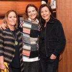 Esther Giobbi, Carol Overmeer e Edilah Biagi