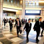 Japão pede que trabalhadores tirem folga segunda-feira de manhã