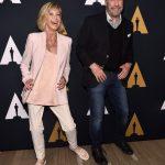 """John Travolta e Olivia Newton-John comemoram 40 anos de """"Grease"""""""