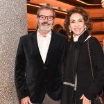 Marcelo Cintra e Linda Micales