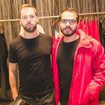 Pablo Relly e Ali Hajjar
