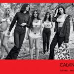 Calvin Klein anuncia nova campanha global com as irmãs Kardashian-Jenner