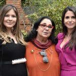 Sofia Patsch, Maria Alice Solimene e Fabi Saad