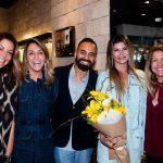 Tati Amim, Vanesinha Borges, Sergio Trautman, Claudia Jatahy e Katia Afradique