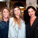 Vanessinha Borges, Claudia Jatahy e Helga Villela