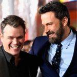 Ben Affleck e Matt Damon juntos em novo longa