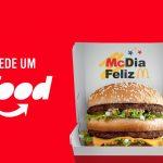 McDonald's realiza McDia Feliz também pelo iFood