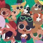 Anitta divulga primeiras imagens do seu desenho animado