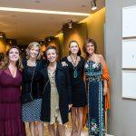 Ana Ferraz, Gabriella Antis, Cristiane Usclacher, Monica Ferro e Marcia Setti