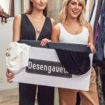 Isabeli Fontana envia mais de 100 peças para a loja do Desengaveta no Enjoei