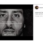 Nike sofre boicote por campanha com jogador de futebol americano Colin Kaepernick
