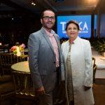 Denise e Jose Francisco Batista