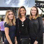 Francine Steiner, Camila Quinteri e Martina Zago