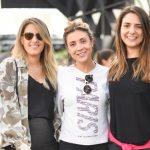 Isabella Borges, Maria Flavia Tidei e Barbara Crevatin