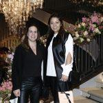 Mariana Passarelli e Ilka Kobayashi