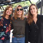 Marina Cirelli, Maria Eugenia e Marcela Bussamra