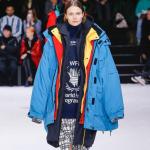 Balenciaga lança casaco com 7 camadas de tecidos