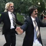 Justin Bieber e Jimmy Fallon surpreendem fãs