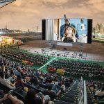 Evento em SP exibe filmes clássicos na maior tela de cinema do mundo