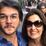 Fátima Bernardes doa dinheiro para campanha do namorado
