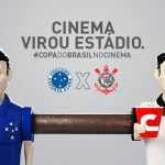 Cinemark transmite final da Copa do Brasil nos cinemas