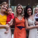 Camila Maia, Flavia Favero e Natalia Romi
