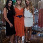 Alessandra Cozzi, Flavia Favero e Stella Jacintho