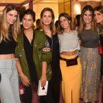 Bruna Lucchessi, Bia Carvalho, Victoria Beukers, Gracinha E Roberta Haidar E Maira Caiaffa