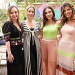 Camila Borges, Helena Luladerli, Lala Noleto e Mariela Andrade