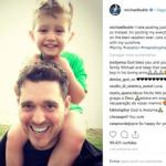 Michael Bublé vai se aposentar após luta do filho contra o câncer