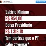 Por causa de política, Regina Duarte e José de Abreu brigam na web