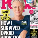 Jamie Lee Curtis revela vício em remédios