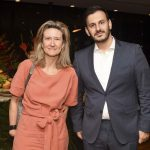 Cristina Betts e Fernando Crizol