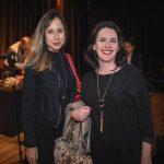 Flavia Knispel e Anita Mori