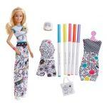 Barbie x Crayola