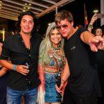 Marcos Muller, Virginia Kiuyh, e Caio Matheus