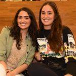 Marina Youssef e Luiza Alcantara