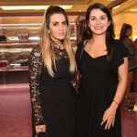 Nadia Fares e Fernanda Pinazo