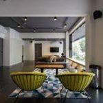 Residência estudantil revitaliza prédio no centro da cidade