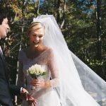O casamento de Karlie Kloss e Joshua Kushner