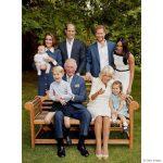 Família real divulga fotos em celebração aos 70 anos do Príncipe Charles