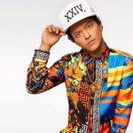 Bruno Mars irá doar 24K refeições para encerrar sua turnê