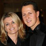 Mulher diz em carta que Schumacher jamais vai desistir de lutar