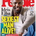 Idris Elba é eleito o homem mais sexy do mundo pela revista 'People'