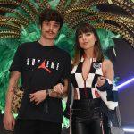Caio Rodrigues e Giovanna Ferrarezi