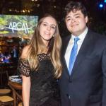 Jantar Beneficente na Casa Fasano da Ong  Arcah e Brasil Que Dá Certo