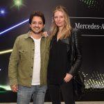 Carlos Jereissati e Daniela Pizetta
